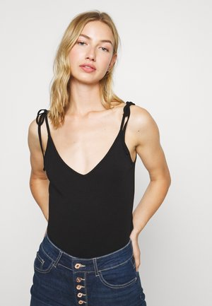LAVINIA SINGLET - Top - black