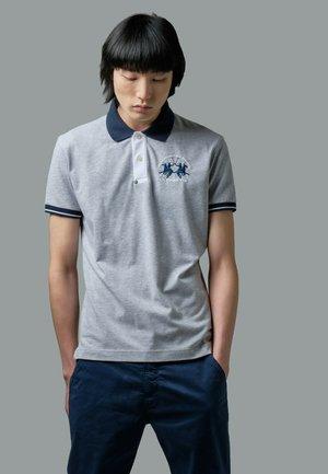 ROMALDO - Poloshirt - light heather grey