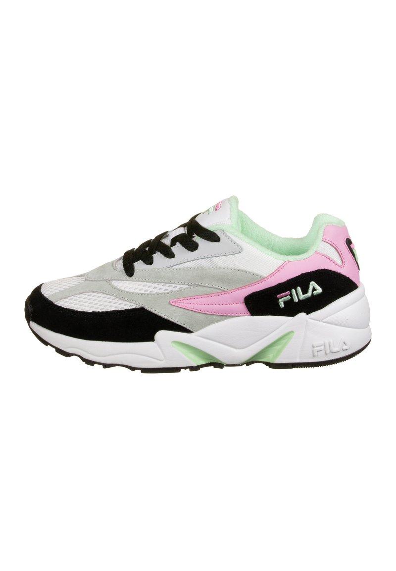 Fila - SCHUHE V94M - Trainers - black/rosebloom