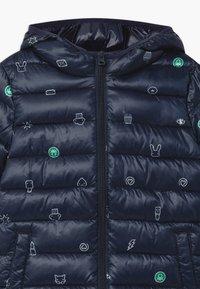 Benetton - Zimní bunda - dark blue - 3