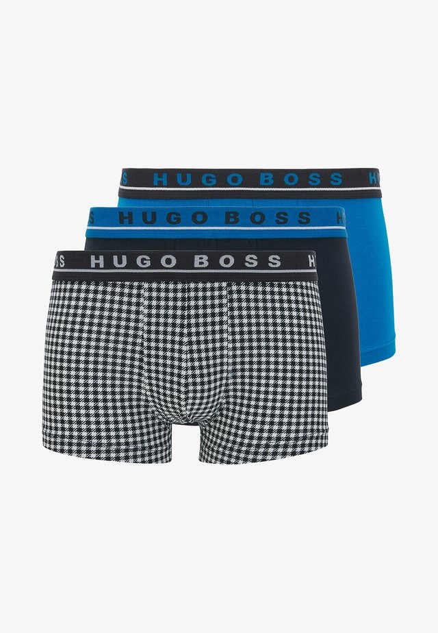 3 PACK - Pants - patterned