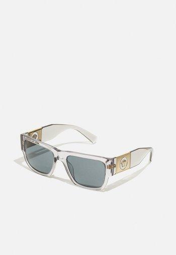 UNISEX - Sunglasses - transparent/grey