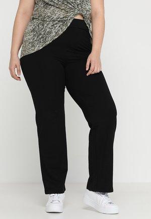 APRO PANT - Teplákové kalhoty - black
