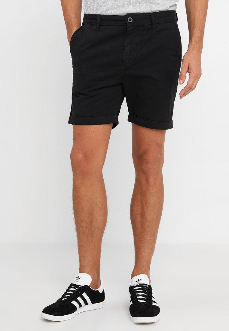 Pier One - Shorts - black
