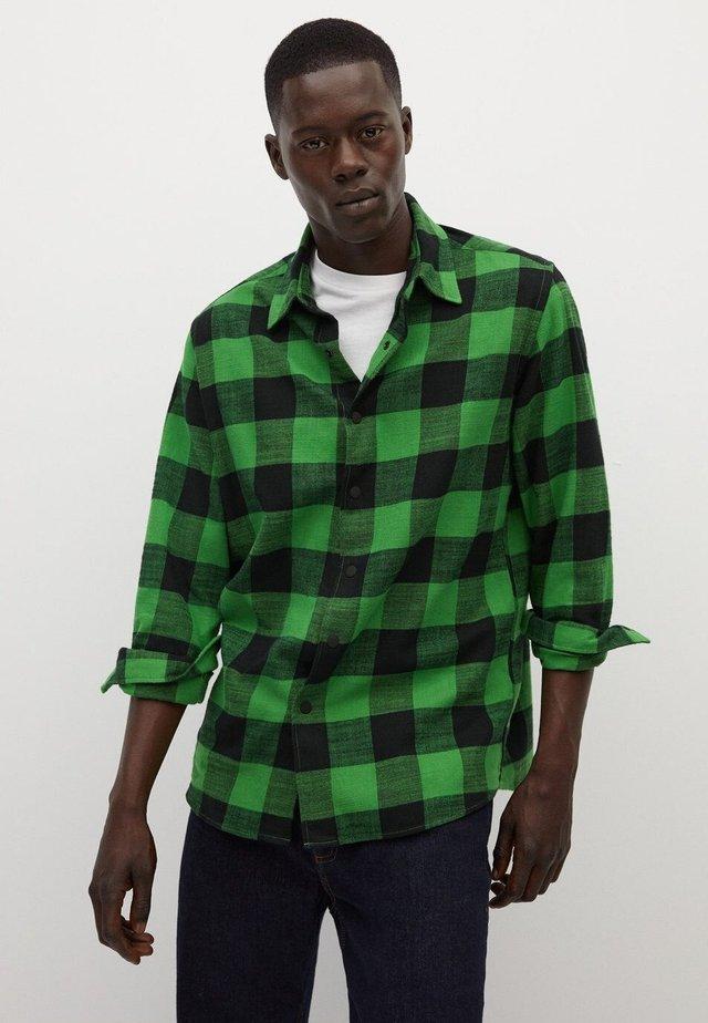 ABETA - Koszula - grün