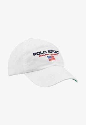 POLO SPORT CLASSIC  - Kšiltovka - pure white
