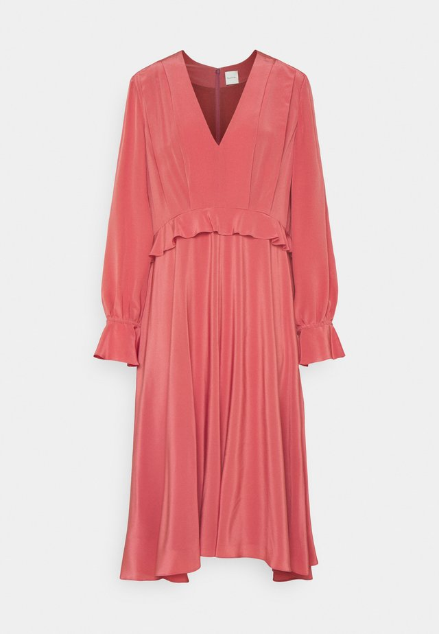 WOMENS DRESS - Korte jurk - rosa