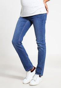 Esprit Maternity - Straight leg jeans - medium wash - 0