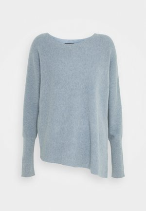 SWEATER - Jumper - dusty blue