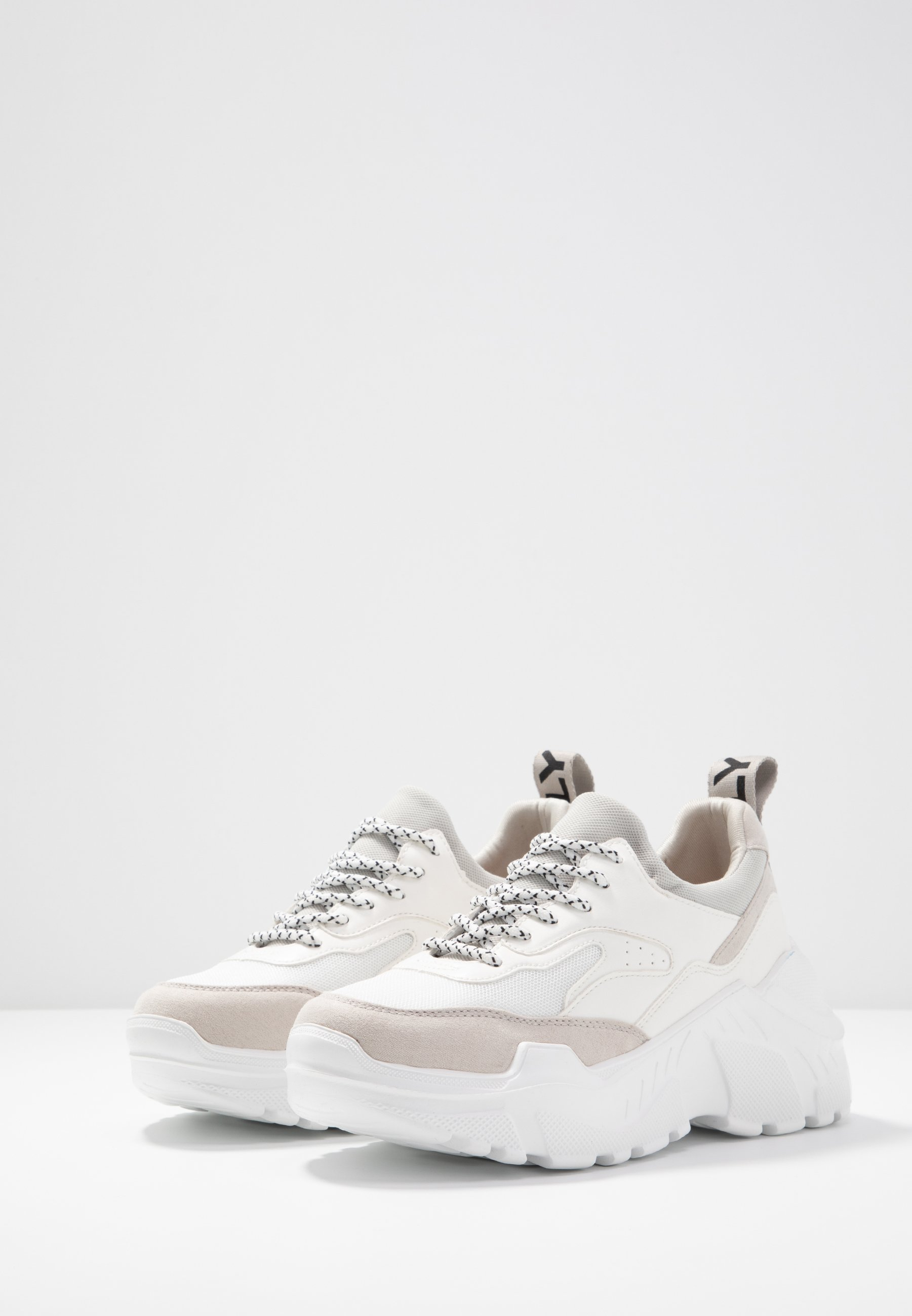 ONLSILVA CHUNKY Sneakers white