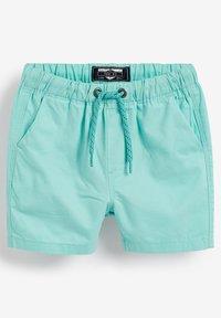 Next - 3 PACK - Shorts - blue - 1