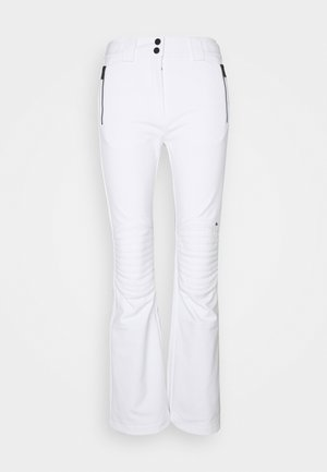 STANFORD - Snow pants - white