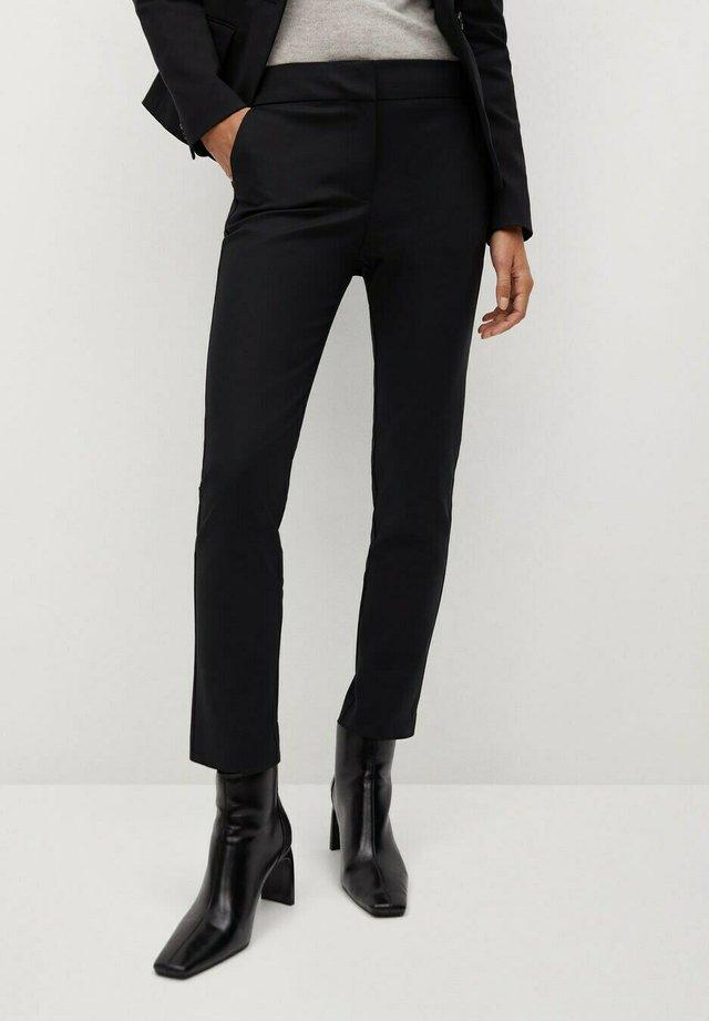 COFI7-N - Pantalon classique - schwarz