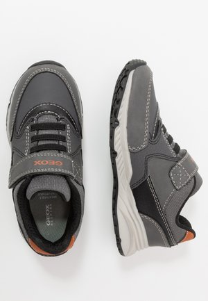 BERNIE - Trainers - anthracite/black