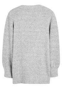 Next - COSY - Cardigan - gray - 1