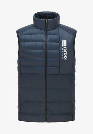 BASALT - Waistcoat - dark blue