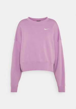 CREW TREND - Sweater - violet shock/white