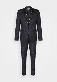 Twisted Tailor - SERVAL SUIT - Suit - blue - 12
