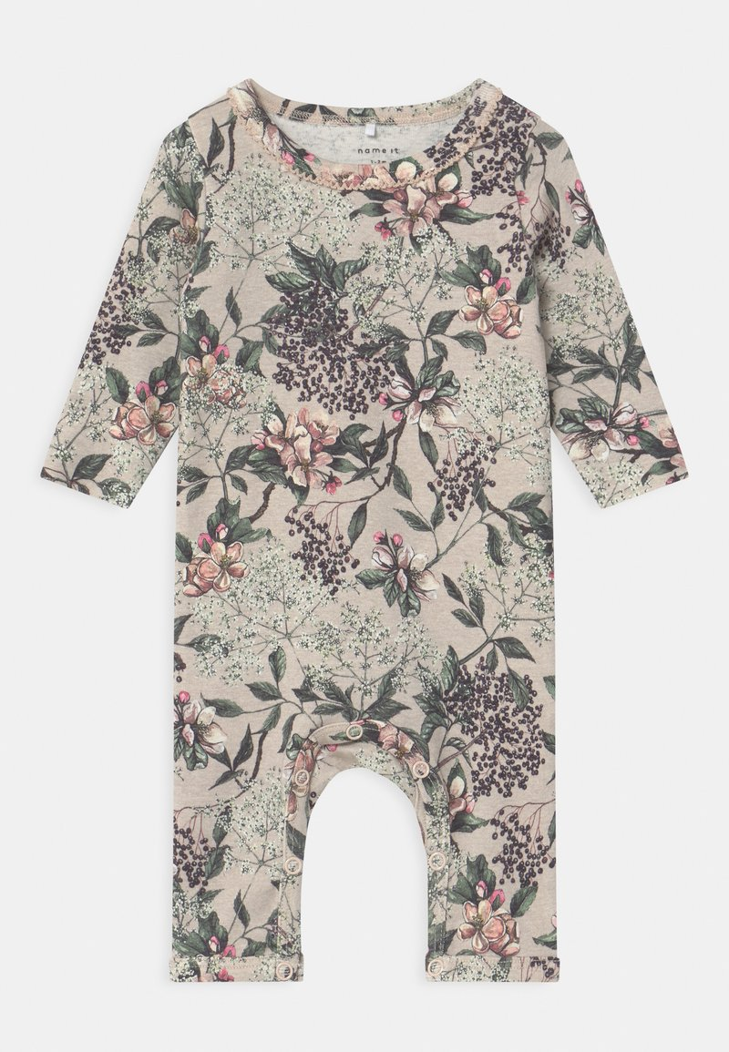 Name it - NBFDITEA  - Pyjamas - khaki/multi-coloured