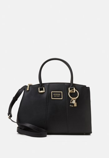 HANDBAG TYREN STATUS SATCHEL - Handbag - black