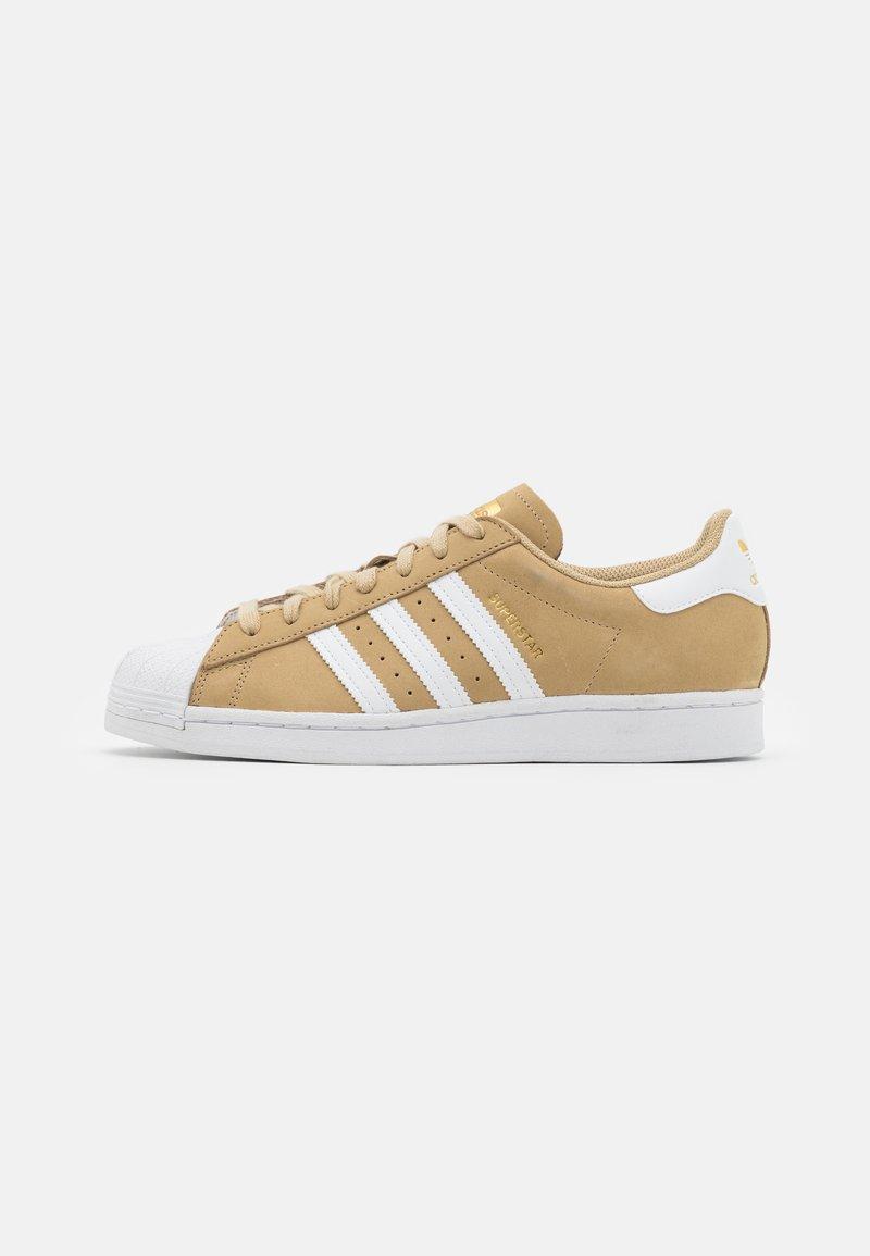 adidas Originals - SUPERSTAR UNISEX - Sneakersy niskie - beige