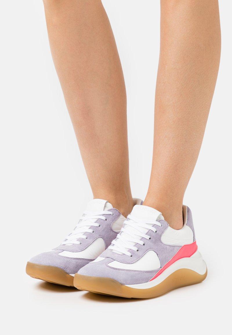 Sportmax - CUPIDO - Sneakers laag - bianco