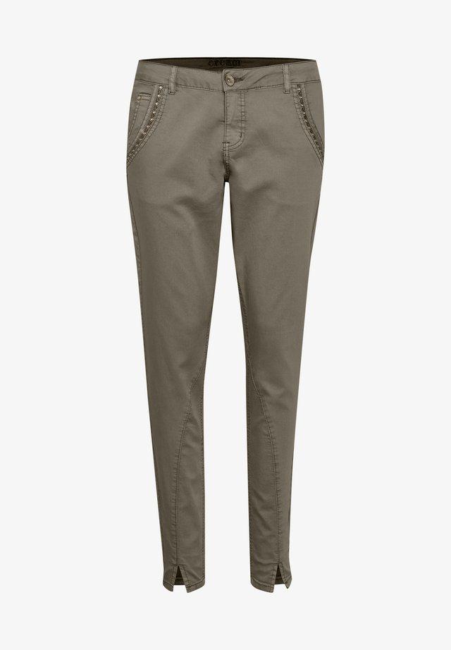 Jeans slim fit - silver mink