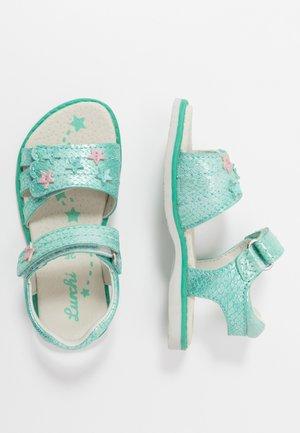 LULU - Sandals - mint