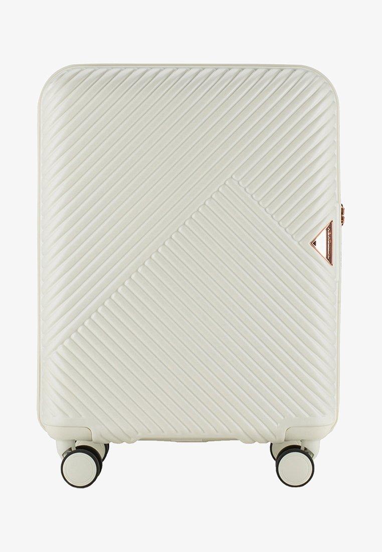 Wittchen - STYLE - Wheeled suitcase - white