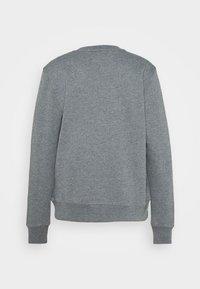 Calvin Klein - LOGO STUD - Sweatshirt - mid grey heather - 1
