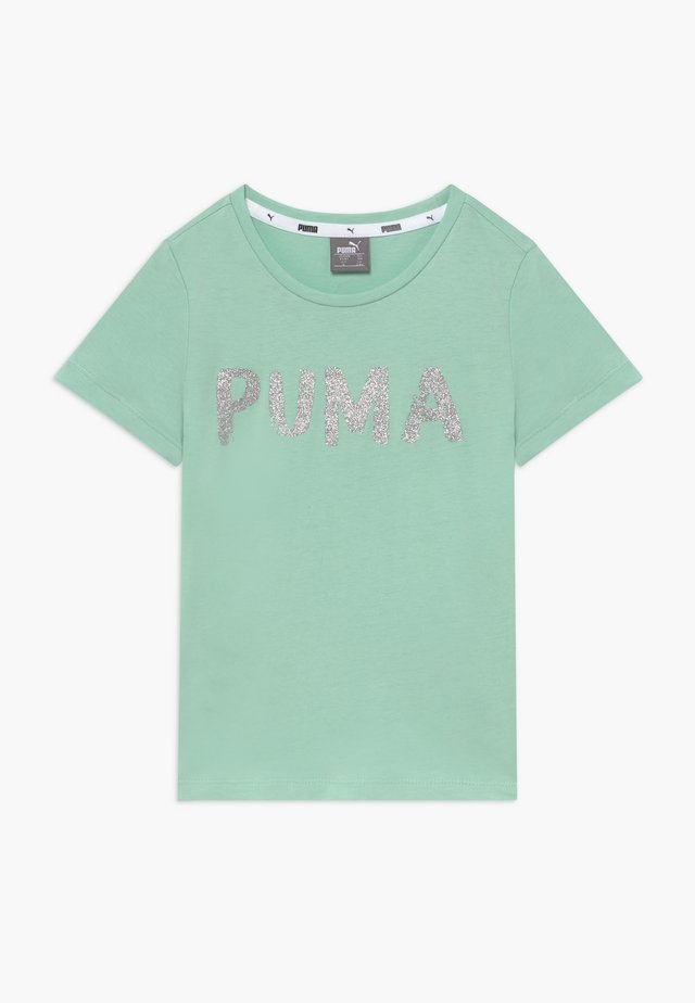 ALPHA TEE G - T-shirt con stampa - mist green