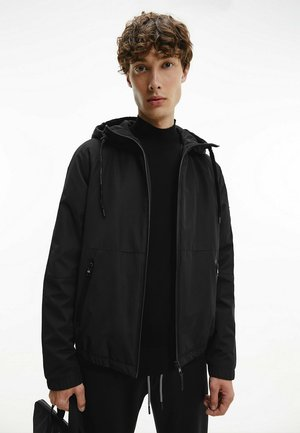 Light jacket - ck black