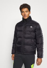 Kappa - HEROLD  - Winter jacket - caviar - 0