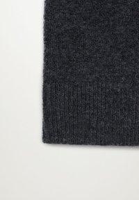 Mango - TALDORA - Pencil skirt - gris chiné foncé - 6