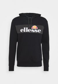 Ellesse - CASLINO HOODY - Felpa con cappuccio - black - 4