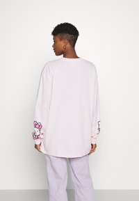 NEW girl ORDER - SLEEVE PRINT - Topper langermet - pink - 2