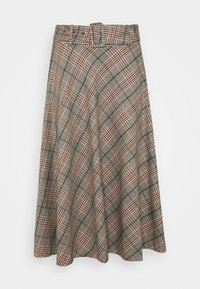 More & More - SKIRT MIDI - A-line skirt - multi-coloured - 0