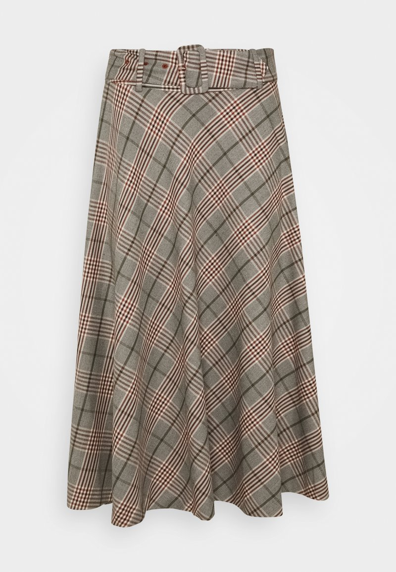More & More - SKIRT MIDI - Gonna a campana - multi-coloured