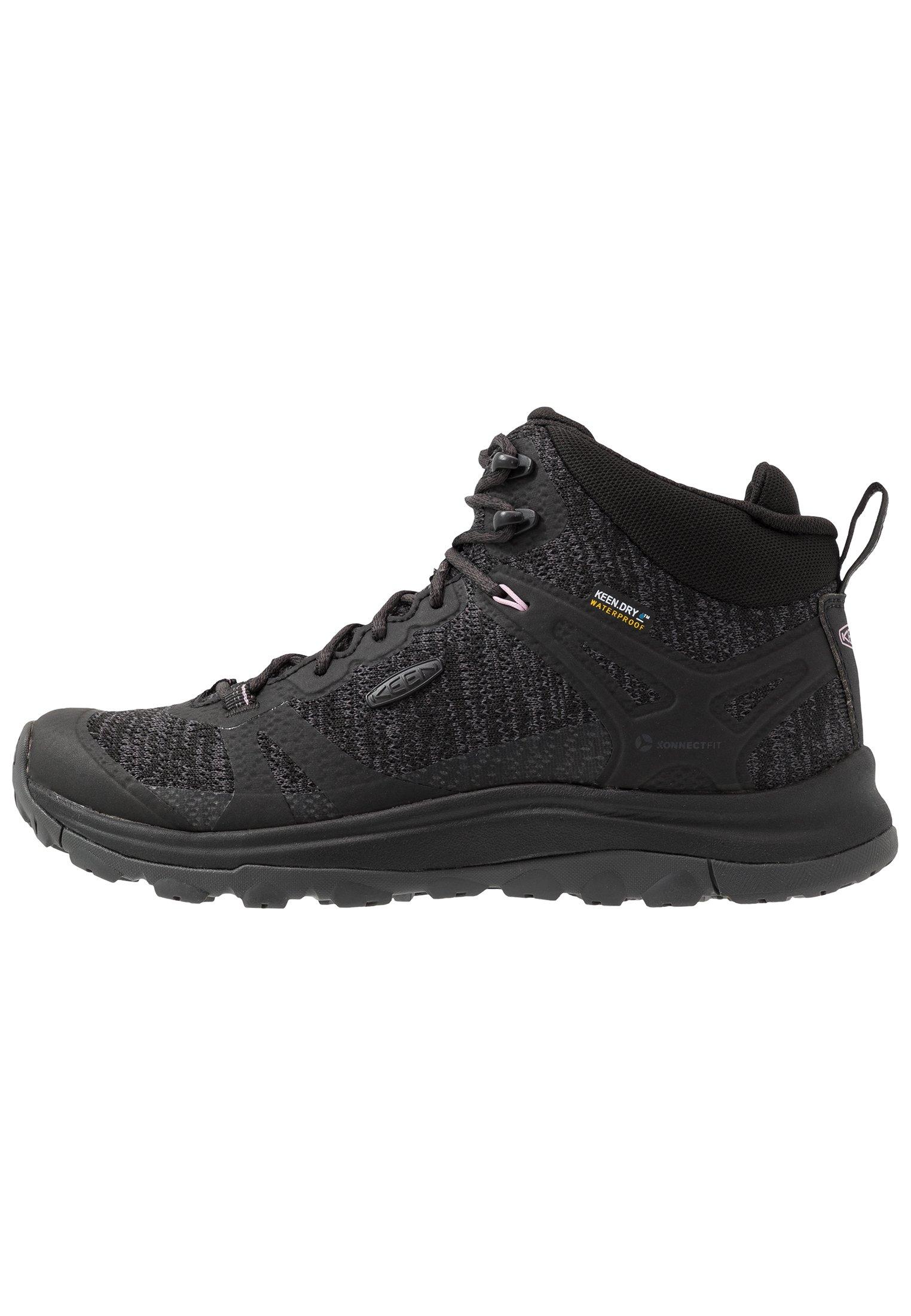Women TERRADORA II MID WP - Hiking shoes