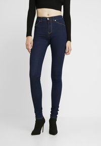 Dr.Denim Tall - Skinny-Farkut - rinsed blue - 2