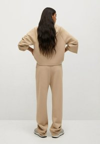 Mango - TAMMY - Trousers - beige - 2