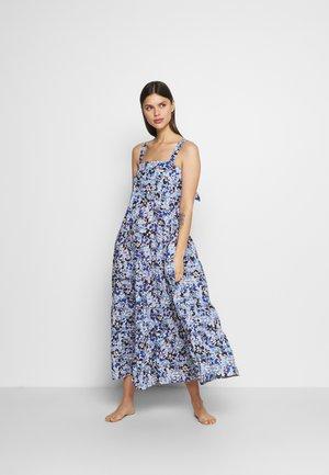 THRIFT SHOP TIERED DRESS - Ranta-asusteet - blue