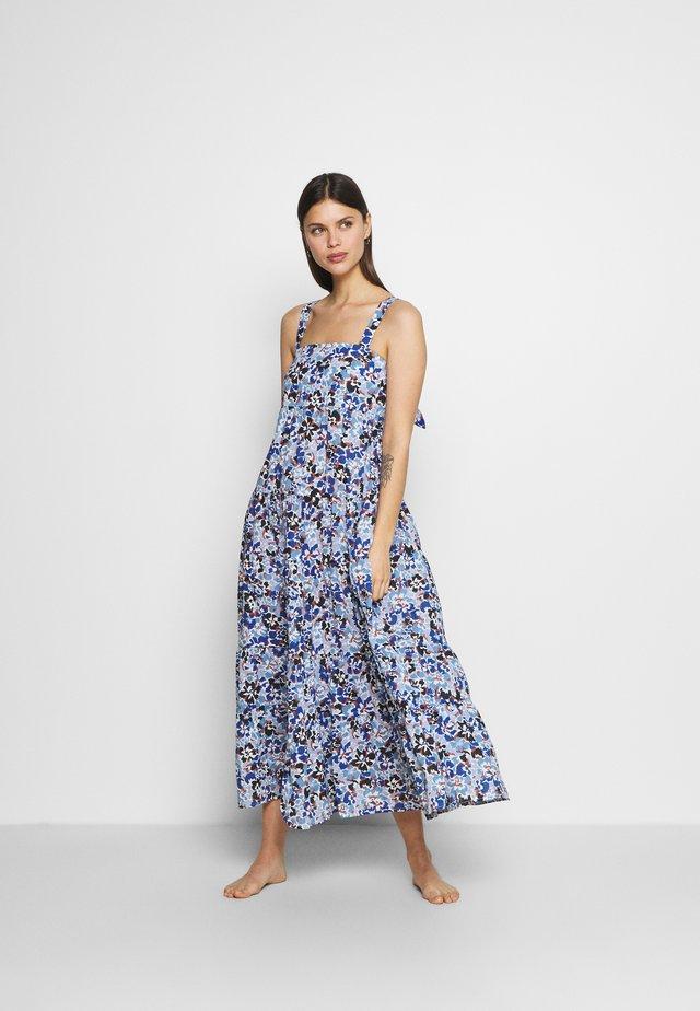 THRIFT SHOP TIERED DRESS - Accessorio da spiaggia - blue