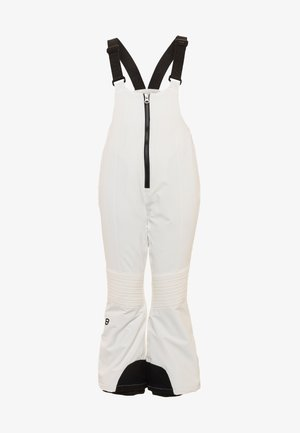 CHELLA SLIM FIT PANT - Pantalón de nieve - blanc