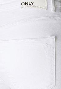 ONLY - ONLBLAKE LIFE SKINNY - Jeans Skinny Fit - white - 6