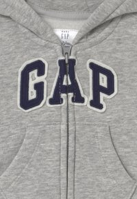 GAP - GARCH  - Hoodie met rits - light heather grey - 2