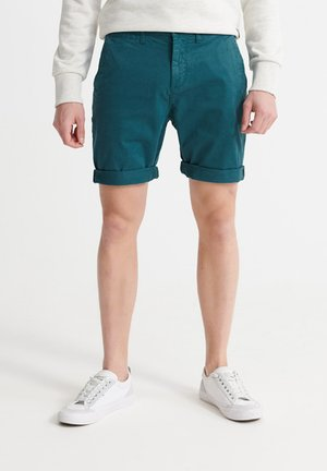 INTERNATIONAL - Shorts - teal