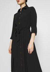 Dorothy Perkins - PLAIN  - Denní šaty - black - 3