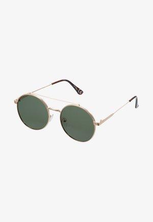 Sunglasses - copper-coloured