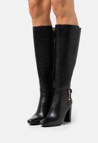 Lauren Ralph Lauren - MANDY BOOTS CASUAL - Boots - black - 0